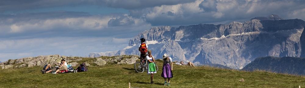 Deutsch lernen in Südtirol